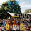 Chaos op Mout bierfestival Enschede